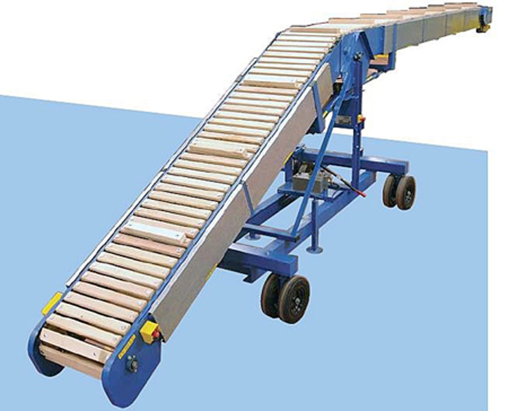 Conveyors | Oswal Machinery Limited - Anand