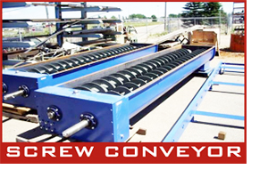 Screw Conveyor in anand, Best Conveyors in anand - Oswal Machinery Limited - Anand
