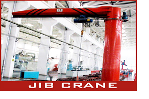 Jib Crane in anand, 5 Ton Jib Crane in anand, Best Jib Hoist in anand - Oswal Machinery Limited - Anand